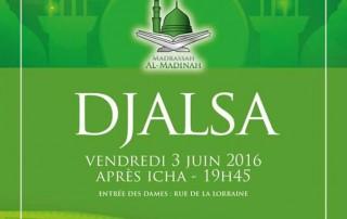3 juin Al madina