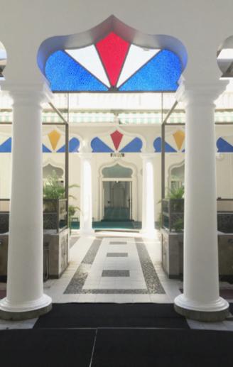 Entrée masjid